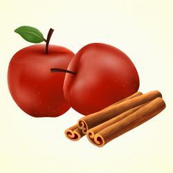 canela manzana
