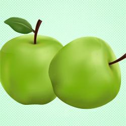 manzana chilena