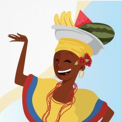 fragancia de temporada - fiesta colombiana